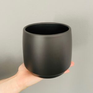 Antracytowa, ceramiczna osłonka basic